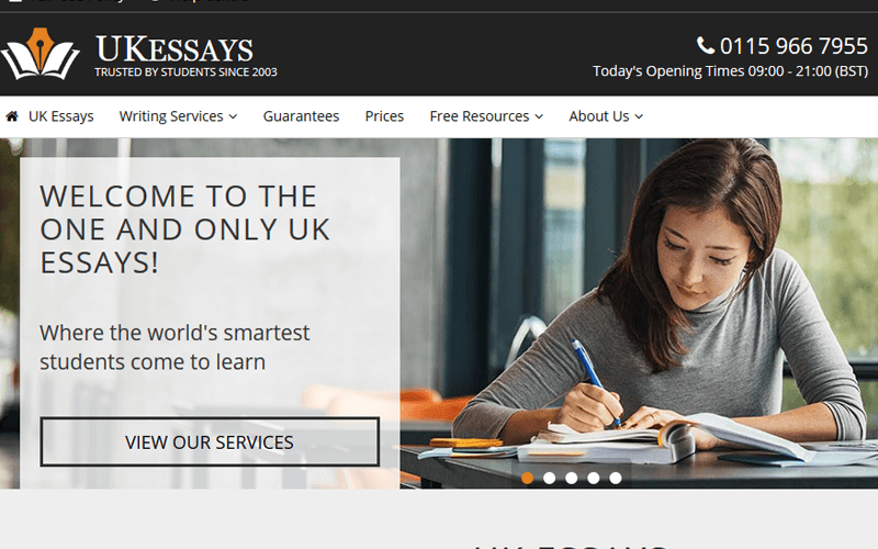 UkEssays.com Review - Paper Writing Service Reviews